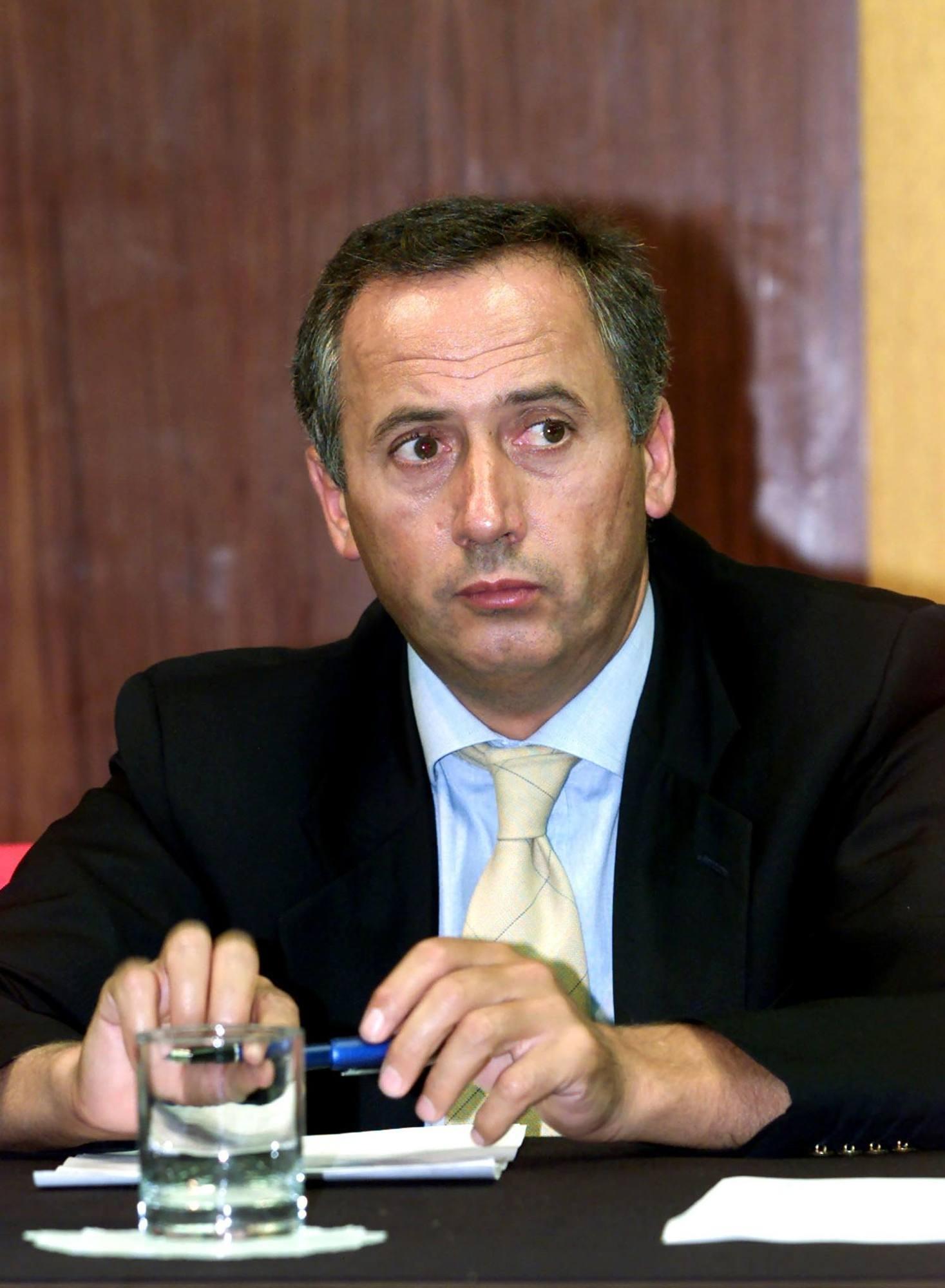 Filippo Saltamartini (Ansa)
