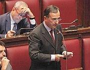 Franco Frattini (Ansa)