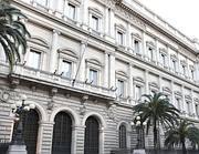 La sede della Banca d'Italia in via Nazionale a Roma in una foto d'archivio (Ansa)