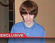Adam Lanza in una foto del 2005 (Ansa)