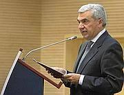 Il ministro della Salute Renato Balduzzi (Ansa)
