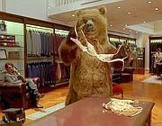 L'orso Bruno nello spot