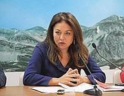 Giovanna Iurato (Ansa/Lattanzio)