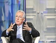 Mario Monti (Ansa/Di Meo)