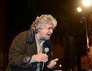 Beppe Grillo: previsto un suo intervento all'assemblea Mps (Ansa/Silvi)