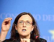 Cecilia Malmström (Epa Karaba)