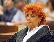 Il procuratore aggiunto di Milano Ilda Boccassini (Fotogramma)