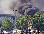 Le immagini dell'attentato (Afp)
