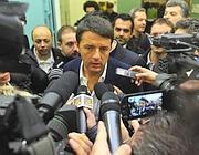 Matteo Renzi, sindaco di Firenze (Fotogramma)