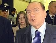 L'ex premier Silvio Berlusconi (Afp)