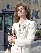 La senatrice Pdl Paola Pelino (Pdl)