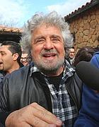 Beppe Grillo (Ansa/Di Meo)