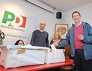 Ignazio Marino, il candidato pd che ha appena vinto le primarie per la corsa al Campidoglio (Ansa)