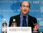 Kenneth Rogoff, consigliere del Fmi (Ap)