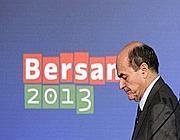 Pierluigi Bersani (LAPRESSE)