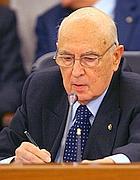 Giorgio Napolitano (Ansa)