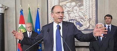 Enrico Letta (LaPresse)