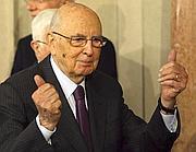 Giorgio Napolitano (Ap/Gregorio Borgia)