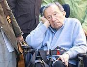 Giulio Andreotti (Ansa/Peri)