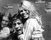 Gigi Rizzi con Brigitte Bardot