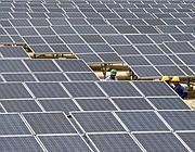 Un impianto a energia solare (Ap)