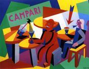 """""""Squisito al Selz di Campari"""" Depero, 1926. Campari è una delle aziende che negli ultimi anni ha fatto più acquisizioni oltre-confine"""