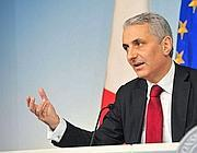 Il ministro Gaetano Quagliariello (Imagoeconimica)