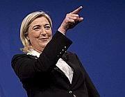 Marine Le Pen (Epa/Langsdon)