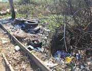 Il sito tra i detriit