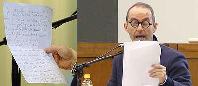 Ciancimino: «Forza Italia è il fruttodella trattativa tra Stato e mafia»