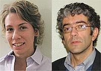Paola Proserpio e Lino Nobili