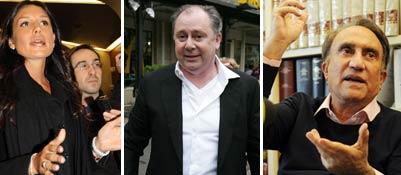 Caso Ruby, chiesto il rinvio a giudizioper Fede, Mora e Minetti