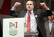 Bersani contro Berlusconi:«La sua sfida è diventata un boomerang»