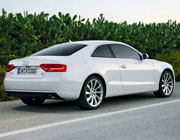 L'Audi A5 coup