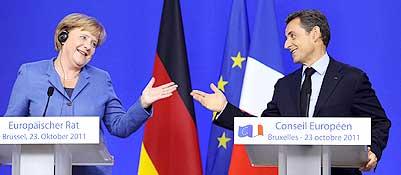 Ultimatum Ue, Italia come la Grecia  Sarkozy e Merkel: «Riforme subito»