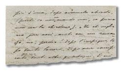 La lettera a Ugo Ojetti del 1914