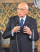 Giorgio Napolitano (Imagoeconomica)