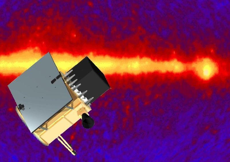 Il satellite astronomico italiano battezzato Agile