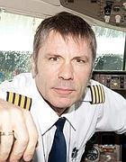 Bruce Dickinson in versione pilota