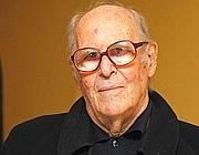 Il regista Vittorio De Seta