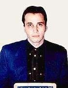 Una foto segnaletica, senza data, del boss mafioso Filippo Graviano (Ansa)