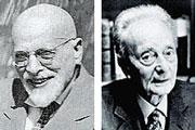 Gaetano Salvemini (foto sinistra) nel 1923 lo preferiva al ritorno di Giolitti. Nicola Abbagnano (foto destra) fu fascista fino agli anni '40.