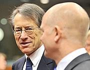 Giulio Terzi a Bruxelles con l'omologo britannico William Hague