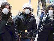 Protesta contro lo smog