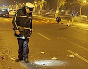 Bambino di 7 anni ucciso a Torino,è caccia al pirata della strada - Le foto