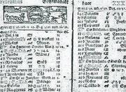 Calendario Giuliano. Nell'anno 5 a.C. il giorno 25 del mese di Tevet del calendario Ebraico coincideva con il 6 Gennaio del calendario Giuliano