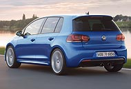 La VW Golf R: la versione pi� potente ha 270 Cv e pagher� il Superbollo