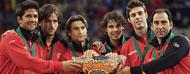 La Spagna vince la Coppa Davis