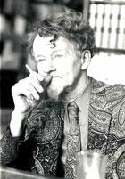 George Whitman (©Christophe Laurentin, 1972)