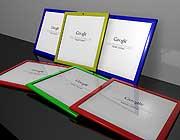 Un ipotesi di tablet Google di Tony Gil (bit.ly/aimwlH)